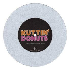 "Dr. Suzuki Kuttin' Donuts 7"" Slipmat"