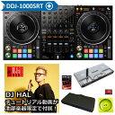 Pioneer DJ DDJ-1000SRT + キャリングケース SET 【本体保護カバー + 高品質USBケーブル + Serato DJ解説本プレゼント!】【Power DJ'…