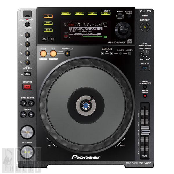 Pioneer DJ CDJ-850-K 【PP10】