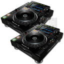 【4大特典プレゼント!】Pioneer DJ CDJ-2000 NXS2 TWIN SET