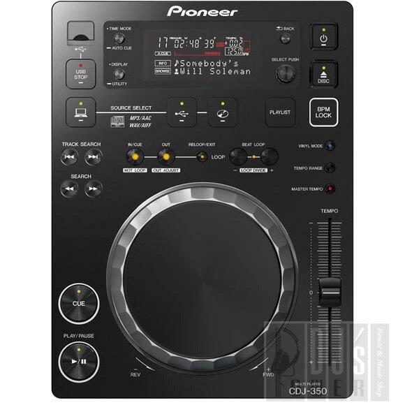 【USBフラッシュメモリ16GBプレゼント!】 Pioneer (パイオニア)CDJ-350