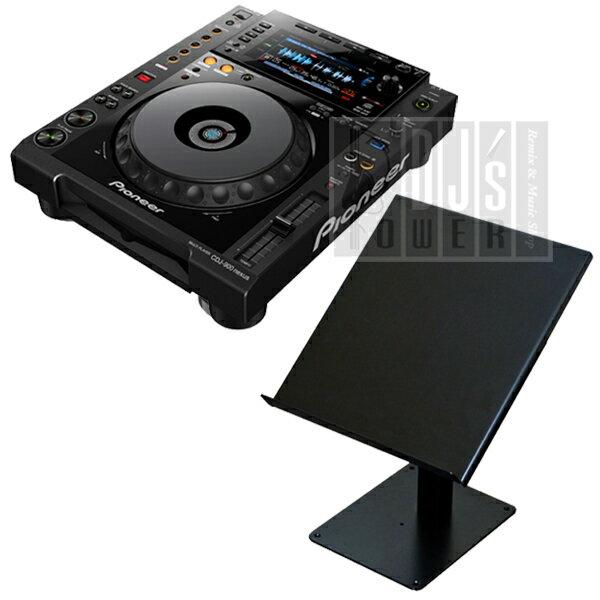 Pioneer CDJ-900 nexus + DJ-CDLスタンドセット 【代引き手数料/送料無料】【USBフラッシュメモリ16GBプレゼント!】