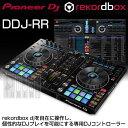 Pioneer DJ DDJ-RR 【あす楽対応_東北】【あす楽対応_関東】【あす楽対応_甲信越】【あす楽対応_北陸】【あす楽対応_東海】【あす楽対…