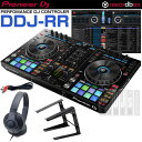 Pioneer DJ DDJ-RR デジタルDJスタートセットD