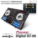 Pioneer DDJ-SR ( Digital DJ-SR ) 【代引き手数料/送料無料】