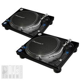 Pioneer DJ PLX-1000 TWIN SET 【カートリッジケース&選べる特典プレゼント!】
