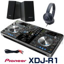 Pioneer XDJ-R1 + PM0.1 スピーカーSET B 【代引き手数料/送料無料】