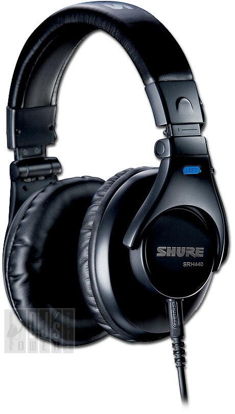SHURE (シュア) SRH440 【国内正規2年保証】