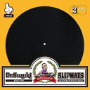 DR.SUZUKI SLIPMATS MIX EDITION [BLACK] (ブラック)