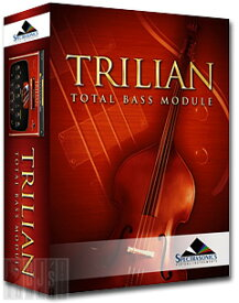 Spectrasonics Trilian 【USBインストーラー版】【箱損アウトレット特価】