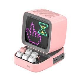 DIVOOM DITOO PINK (Bluetoothスピーカー)