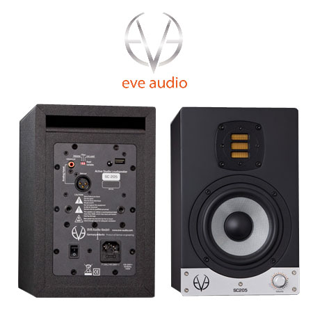 EVE AUDIO SC205 【ペア】 【P5】
