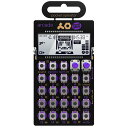 Teenage Engineering PO-20 arcade Pocket Operator【日本語簡易マニュアル付属】