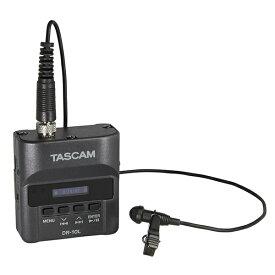 TASCAM DR-10L (身に着けられるピンマイクレコーダー)