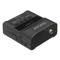TASCAMDR-10L(身に着けられるピンマイクレコーダー)