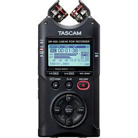 TASCAMDR-40X【あす楽対応】【土・日・祝 発送対応】