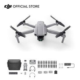 DJI Mavic Air2 Fly More Combo (JP) 最新小型ドローン 4K 60fps動画 48MP写真 8Kハイパーラプス HDR動画 小型 カメラ付き 初心者 4k 長時間 プレゼント 手のひらサイズ