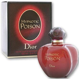 HYPNOTIC POISON EAU DE TOILETTE SPRAY hypnotic poison 100 ml EDT SP perfume