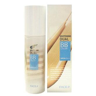 Face It Whitening Dual BB Cream SPF35/PA + + 직시해 듀얼 BB 크림 대한민국 화장품/대한민국 화장품/한국 코스/BB 크림/bb