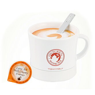 Latte Art Milk-tea Morning Pack 라테아트미르크티모닝팍크 한국 코스메틱/한국 코스메틱/한코스/BB크림/bb