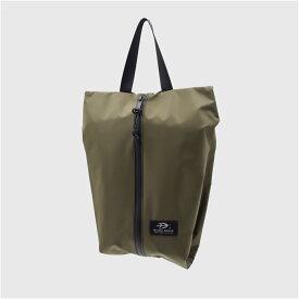 Mサイズ シューズバッグ シューズケース スポーツ シンプル はっ水 軽量 日本製  ダイワホーサン
