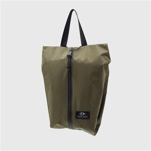 Mサイズ シューズバッグ シューズケース スポーツ シンプル はっ水 軽量 日本製 |ダイワホーサン