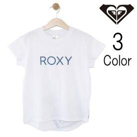 RoxyKids / ロキシーキッズ MINI LOGO ROUND TEE 半袖Tシャツ / 子供服