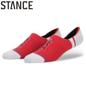 スタンス / Stance エンゼルス スーパー モデル ソックス 靴下 Angels Super Model Short Socks