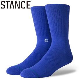 スタンス / Stance アイコン モデル ソックス 靴下 Icon Model Long Socks