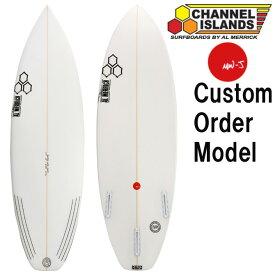 カスタムオーダー チャンネルアイランド サーフボード エムダブリュジェイ / CustomOrder ChannelIslands SurfBoards The MWJ Japan Limited Model