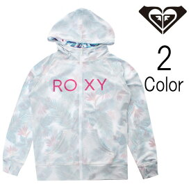 ロキシーキッズ / RoxyKids UPF50+ ラッシュガード MINI VIVIDLY RASH PARKA / 子供服