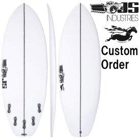 カスタムオーダー JSサーフボード フレーミングポニー モデル / CustomOrder JS Industries SurfBoards FlamingPony Model