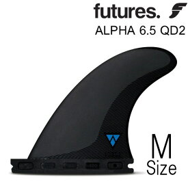FutureFin Alpha QD2 4.0 QuadRear Model MediumSize / フューチャーフィン アルファ QD2 4.0 モデル サーフボード クアッドリアフィン ミディアムサイズ