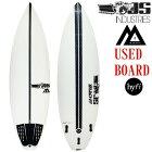 """【中古】JSサーフボード エムエイト モンスタ8 ハイファイ EPS モデル 5'11"""" ユーズドボード / UsedSurfboard JS Industries SurfBoards M8-Monsta Hyfi EPS Model 180.3cm"""