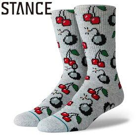 スタンス / Stance チェリー ボム モデル ソックス 靴下 Cherri Bomb Model Long Socks