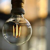 エジソンバルブLED電球吊り下げイメージ