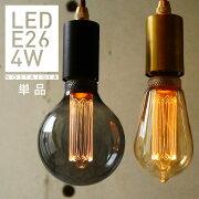エジソンバルブノスタルジア。ノスタルジックな灯りのLED電球が登場。