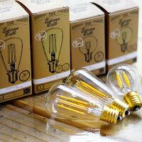 可愛いパッケージに入ったLED電球。プレゼントにもおすすめです。