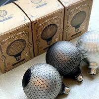 デザインされたパッケージも可愛いカレイドランプ。エジソンバルブLED電球。