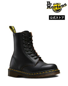 Dr.Martens Made in England Vintage 1460 8 Eye Boot 12308001 Black ドクターマーチン 1460 8ホールブーツ 英国製 イエローステッチ メンズ レディース