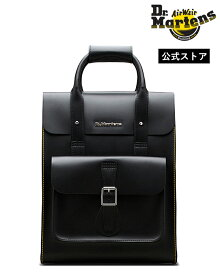 Dr.Martens ドクターマーチン 18AW SMALL LEATHER BACKPACK BLACK AB100001