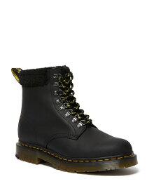 Dr.Martens DM's Winter Grip 1460 Collar 8 Eye Boot 25990001 Black Snowplow ドクターマーチン ウィンターグリップ 1460 カラー 8ホール ブーツ 防寒 防滑 メンズ レディース