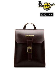 【ポイント10倍 3月11日01:59まで】ドクターマーチン Mini Leather Backpack Charro AB101230 Dr.Martens ミニ レザーバックパック リュック チャロ ブラウン