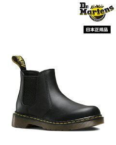 Dr.Martens Kids Banzai Juniors Chelsea Boot 16708001 Black ドクターマーチン キッズ バンザイ ジュニア チェルシーブーツ サイドゴアブーツ