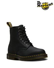 Dr.Martens DM's Winter Grip 1460 Snowplow 8 Eye Boot 24039001 Black ドクターマーチン ウィンター グリップ 1460 スノー プロー 8ホールブーツ メンズ 雪道 滑り止め 保温