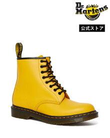 【公式】ドクターマーチン 8ホール 初回交換送料無料 1460 8 Eye Boot 24614700 Yellow Smooth Dr.Martens 8ホールブーツ イエローステッチ メンズ レディース スムースレザー イエロー