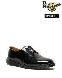 【公式】ドクターマーチン 3ホール 初回交換送料無料 Archie II Oxford Shoe 25009001 Black Dr.Martens アーチ II ビジネス メンズ レディース