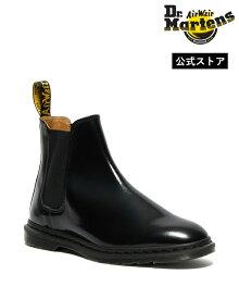 【公式】ドクターマーチン サイドゴアブーツ 初回交換送料無料 Graeme II Chelsea Boot 25031001 Black Dr.Martens グレイム II チェルシーブーツ ビジネス メンズ