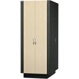 【お取り寄せ】APC(エーピーシー) NetShelter CX 38U soundproofed Server Room in a Box Enclosure|AR4038A
