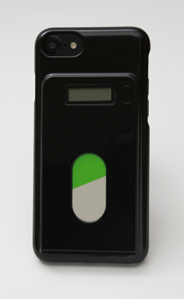 【在庫あり】ブライトンネットnocoly Air for iPhone 7 ピアノブラック ノコリーエアー BP_NOAIR7/BK